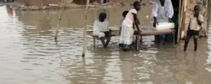مقتل تسعة أشخاص فى الفاشر جراء الامطار والسيول