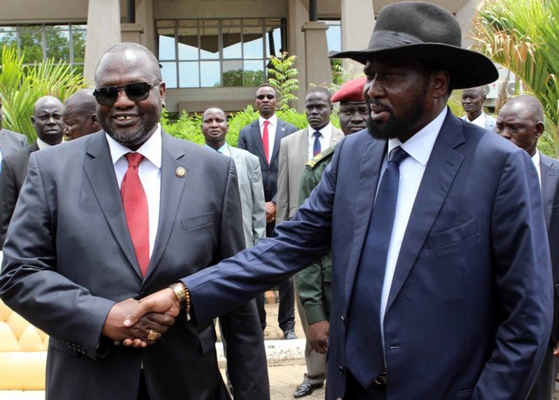 مقال لمحجوب محمد صالح يشير إلى خطوات أمريكية لكشف فضائح  قادة جنوب السودان