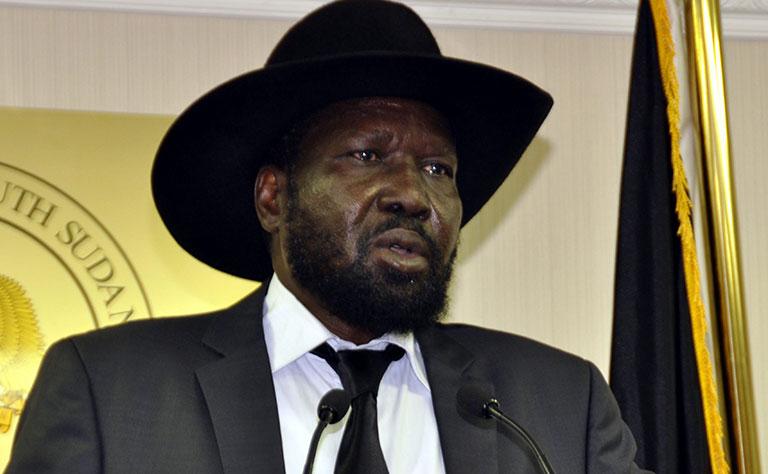 إقالة وزير جنوبي وقع اتفاقا من وراء ظهر سلفا كير