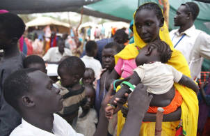 مبعوث أوباما يزور الخرطوم والنيل الأزرق