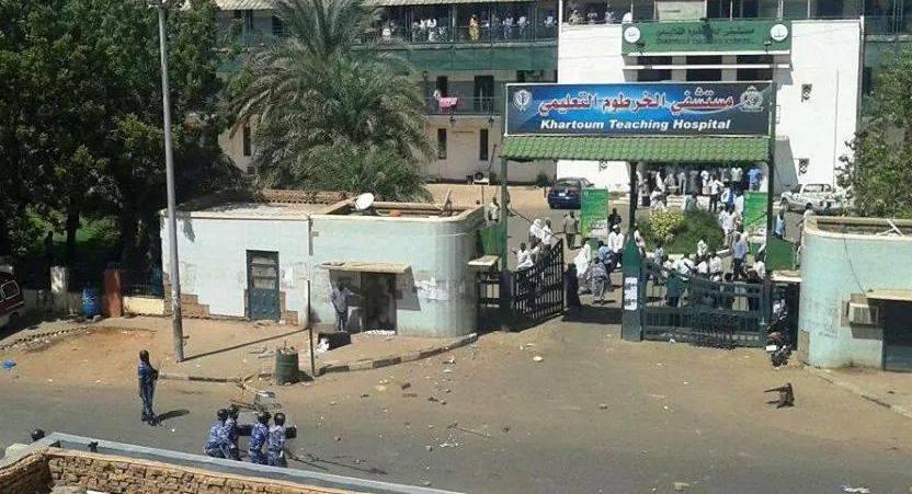 أطباء الجزيرة يضربون بعد اعتداء نظاميين على نائبي اختصاصيين