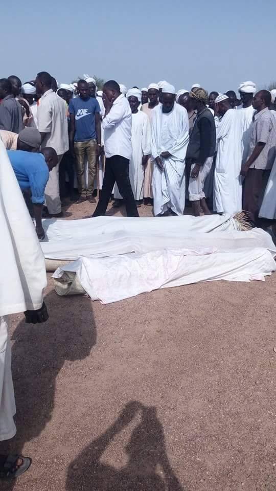 مقتل اربعة تلاميذ برصاص (الجنجويد) فى جنوب دارفور