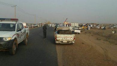 Photo of حادث مأساوي بطريق مورني الجنينة
