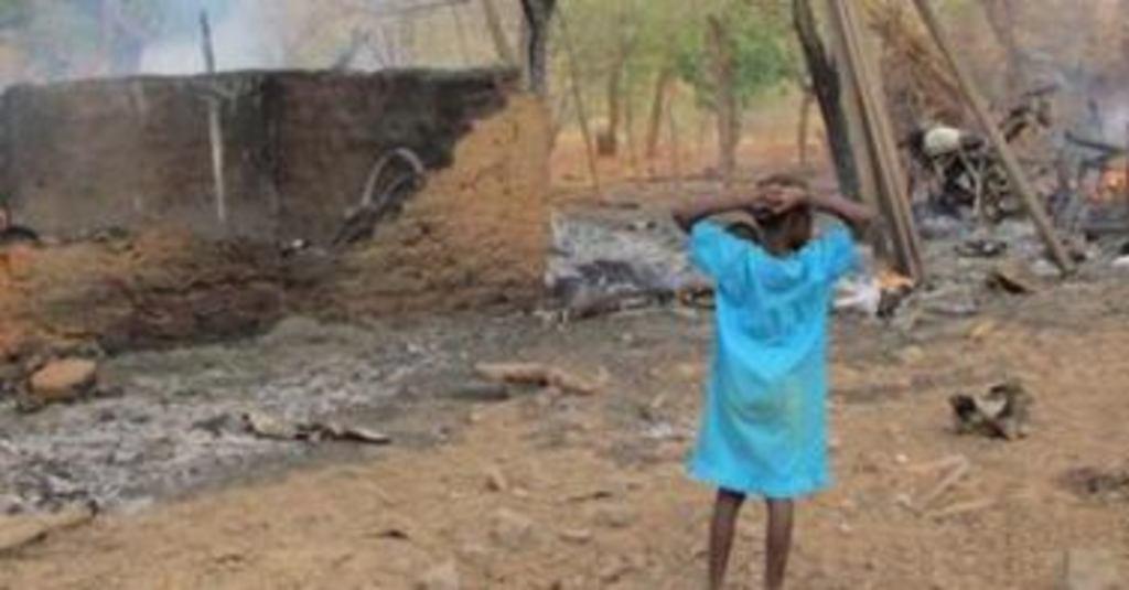 """منظمة العفو الدولية:الحكومة السودانية  استخدمت """"أسلحة كيميائية"""" في دارفور"""