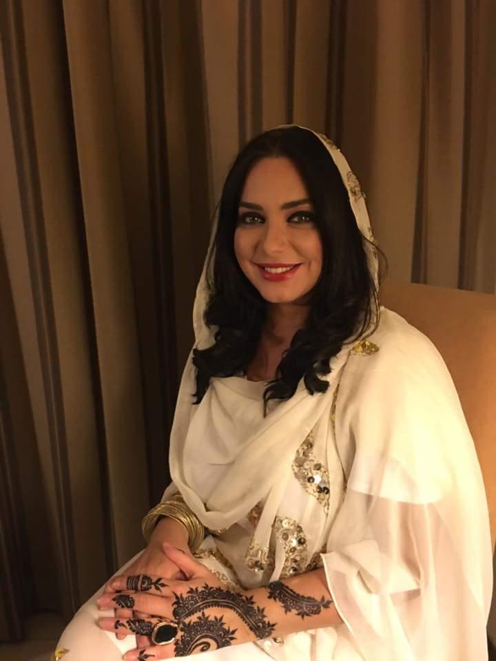 الفنانة السورية سلاف فواخرجى تزعم تعرضها لمحاولة اغتيال فى السودان