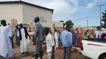 آخر مستجدات الأوضاع الصحية في النيل الأزرق
