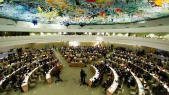 """ممثل الحكومة السودانية في  جنيف يشيد بقطر ويسخر من مطلب""""حماية المدنيين"""""""