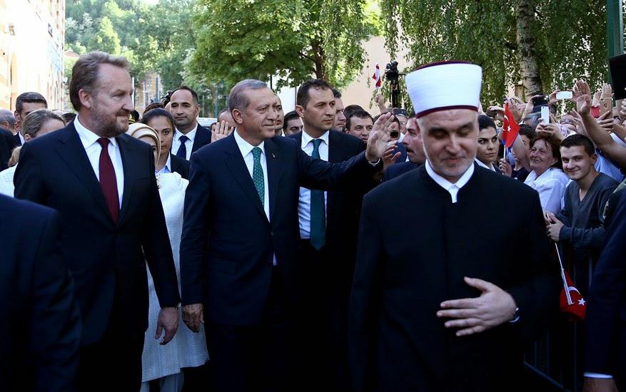 اردوغان الثانية