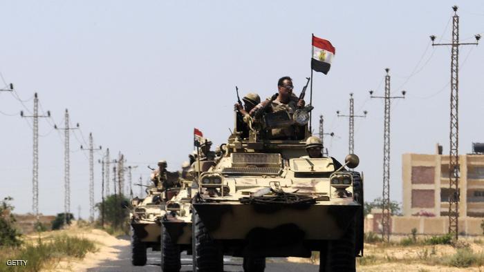 القاهرة تعلن عن ضبط أسلحة قادمة من الخرطوم