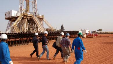صورة السودان يعتزم زيادة انتاجه النفطي لنحو 74 الف برميل في اليوم