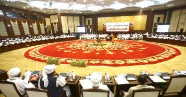 البشير يعلن اجراء تعديلات دستورية الأسبوع المقبل