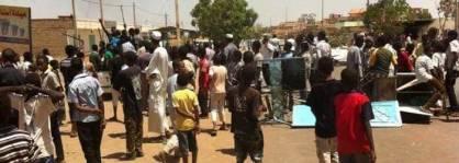 الأمن يستخدم العنف لفض تظاهرات الجريف وفيديو يصور تعذيب مواطن