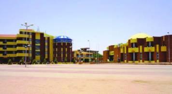 حريق بجامعة الاحفاد للبنات