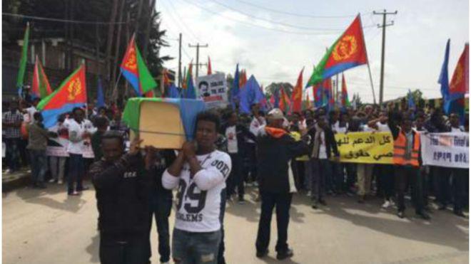 إثيوبيا تتهم مصر وإريتريا بإثارة القلاقل ضد حكومتها مع تصاعد الاحتجاجات