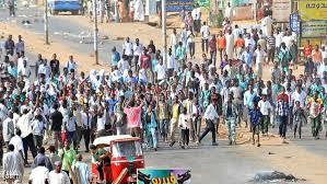 """"""" المؤتمر السوداني"""" ينظم حملات جماهيرية تدعو للتظاهر"""