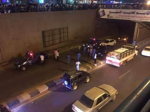 """مقتل متهم بنفق """"عفراء"""" اثناء مطاردته بواسطة الشرطة"""