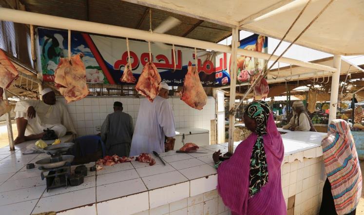 التضخم في السودان يتجاوز 30%