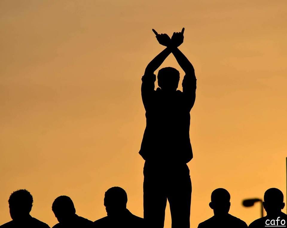 """حشود ضخمة من """"الحواتة"""" تحيى ذكرى الفنان الراحل محمود عبدالعزيز"""