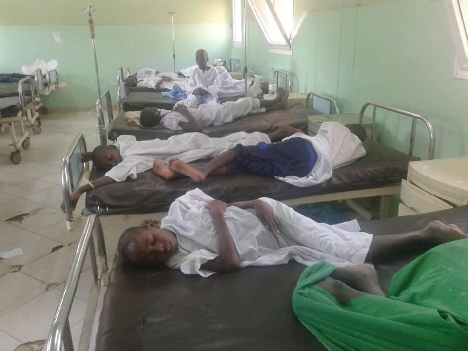 لجنة الاطباء : وفاة ثمانية واصابة المئات بمرض (الكوليرا) فى الشرق والخرطوم والجزيرة