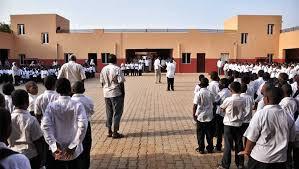 المعلمون ببورتسودان يعلنون الإضراب ﻋﻦ ﻣﺮﺍﻗﺒﺔ وتصحيح امتحانات الشهادة السودانية