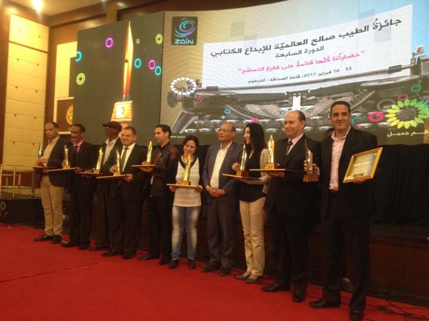 الأدباء المصريون يهيمنون على جائزة الطيب صالح هذا العام