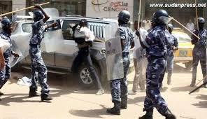 تجاوزات  في حسابات شرطة ولاية الخرطوم
