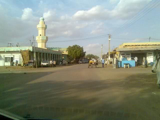 إضراب اصحاب الحافلات يشل حركة المواصلات بمدينة الابيض
