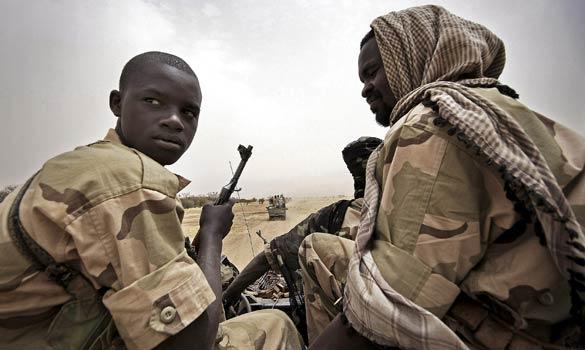 مقتل وجرح ستة أشخاص فى شجار بين جنود بدارفور