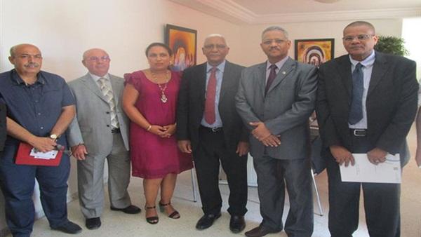 الشاهد في الخرطوم… صفقات تجارية وتعاون أمني