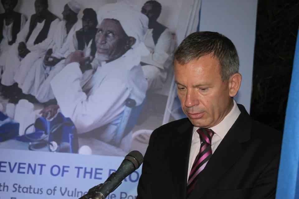 الاتحاد الاوروبي يدعم الصحة في السودان ب40 مليون يورو