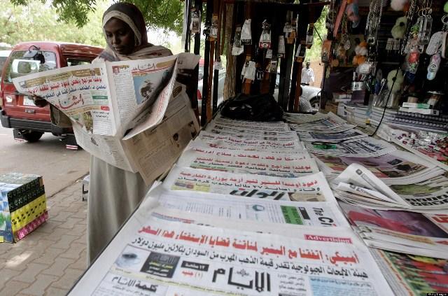 مصادرة صحيفة بالخرطوم عقابا على مقالات عن قضية الدبلوماسي