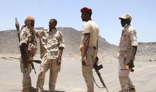 عشرات الجرحى السودانيين فى حرب اليمن يتلقون العلاج بمستشفيات (ابوظبي)