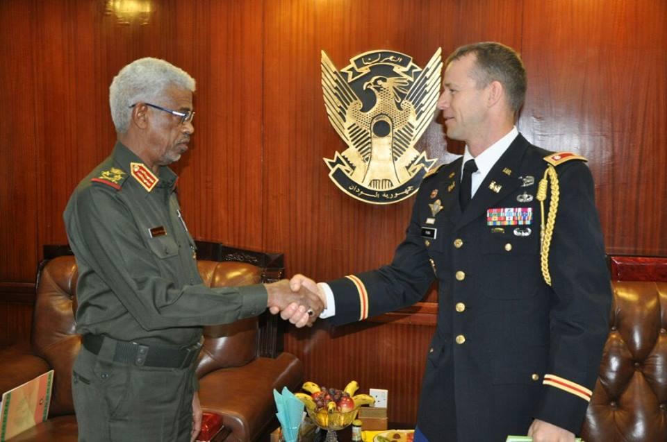مصادر : زيارة مرتقبة لنائبة رئيس وكالة الإستخبارات الامريكية إلى السودان