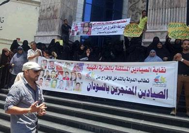 السودان يُطلق سراح 36 صيادًا مصريًا
