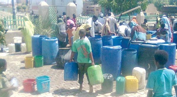 مياه الشرب تفجر أزمات الصيف ببورتسودان