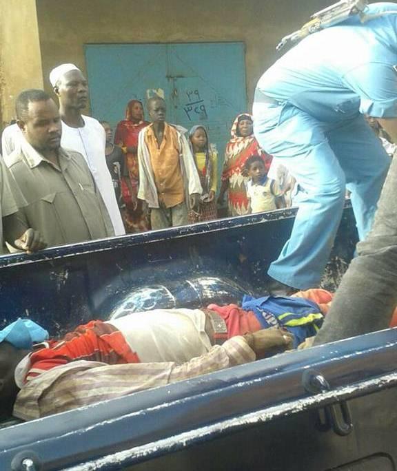 وفاة (8) من أطفال الشوارع بربك فى ظروف غامضة – شاهد الصور