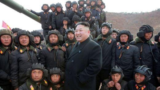 10 أيام مجنونة.. طبول الحرب النووية تدق أبواب واشنطن وبيونج يانج