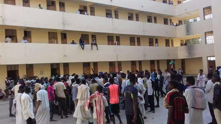 جامعة البحر الأحمر تفصل عشرات  الطلاب
