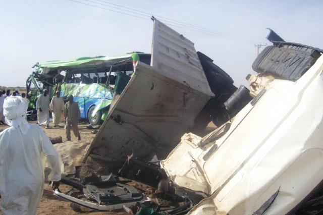 حوادث المرور تقتل 3 أشخاص يوميا فى السودان