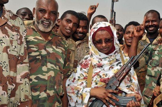 إسلاميو السودان رقصوا على أناشيد الموت فهزمتهم أغاني الحياة