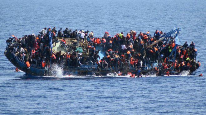 المتوسط يلتهم عشرات المهاجرين في حادثتي غرق على سواحل ليبيا