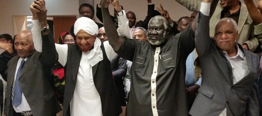 """"""" نداء السودان"""" :  معارك دارفور تفضح مزاعم تحقيق الاستقرار في الإقليم"""