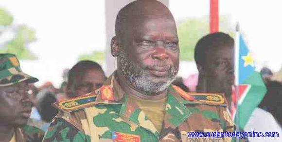 سلفاكير يغير اسم الجيش الشعبي لقوات دفاع جنوب السودان