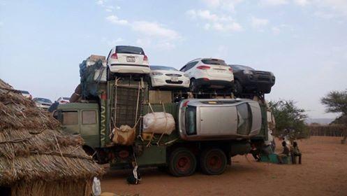 غرﺏ ﺩﺍﺭﻓﻮﺭ تعلن إغلاق الحدود مع ليبيا بسبب (بوكو حرام)