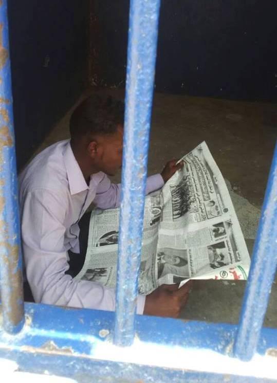"""الشرطة تعتقل مدونا بالبحر الاحمر بتهمة """"إشانة سمعة مسؤولين"""""""