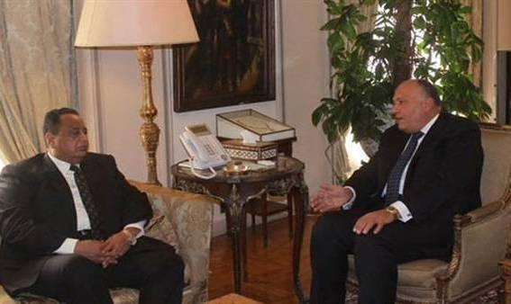 """وزيرا خارجية السودان ومصر اليوم في مباحثات """"الأزمة المستفحلة"""""""