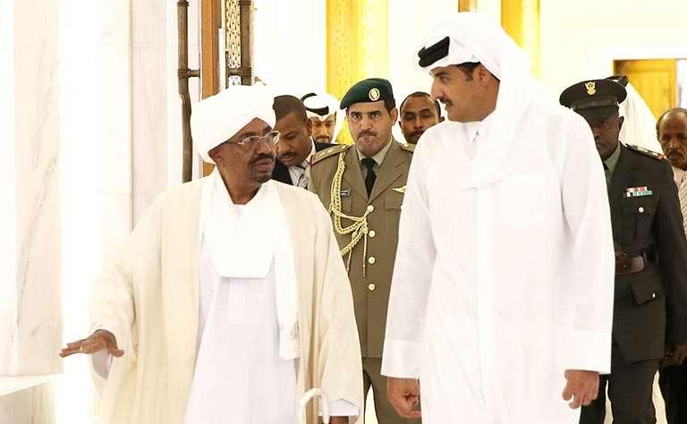 أين السودان من أزمة قطر؟