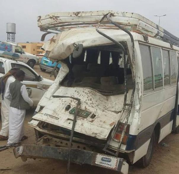 حادث مروع أثناء مطاردة الشرطة لمهربي بشر بكسلا- شاهد الصور