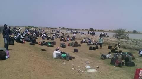 """المعارضة تدعو لحملة تضامن مع طلاب دارفور  وتحذر من """"الاستقالة من الوطن"""""""