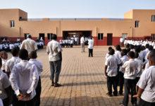 صورة إستئناف جزئي للدراسة بالمدارس السودانية